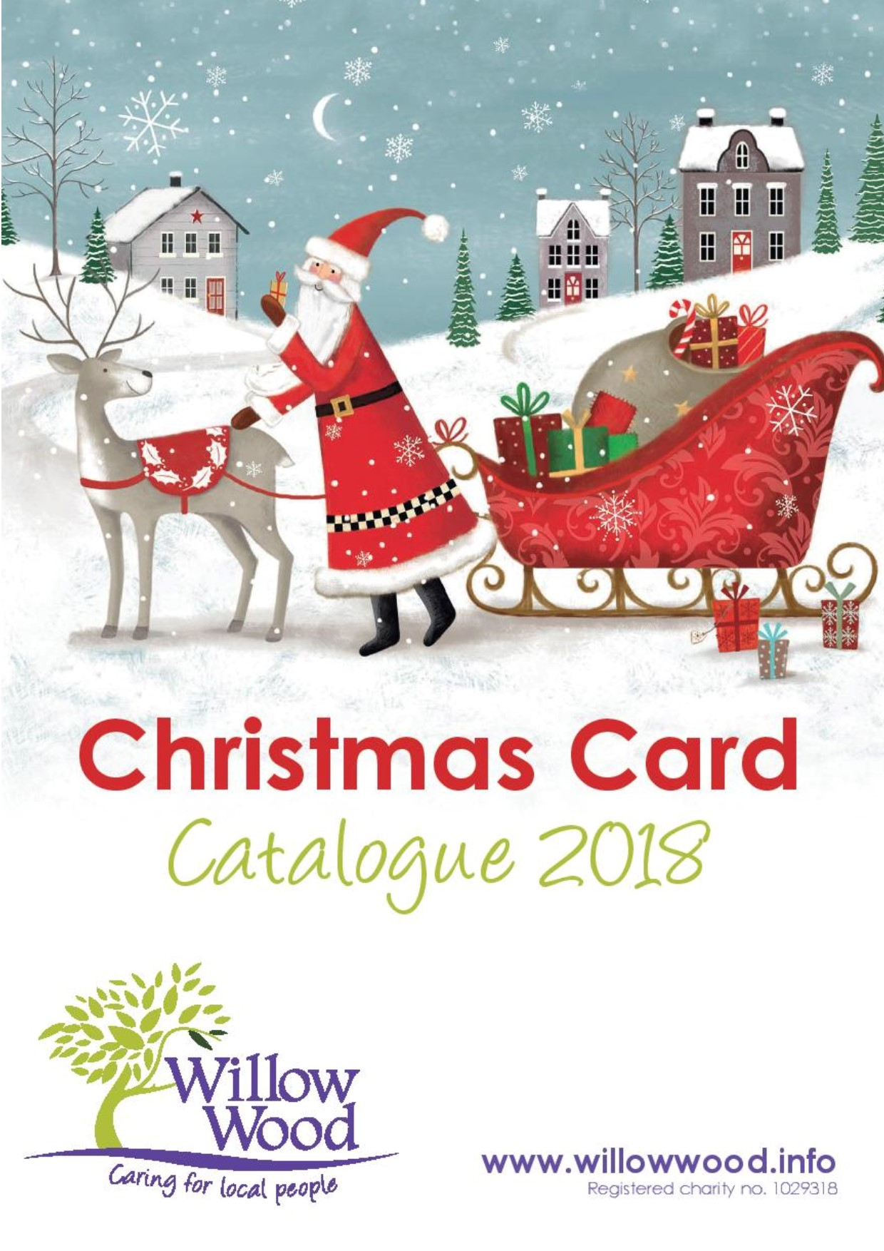 Willow Wood Hospice :: Christmas Shop