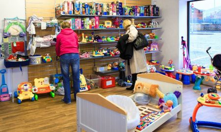 Amazing ... Baby And Children`s Shop At The PAD, Which Sells A Range Of High  Quality Donated Baby And Children`s Wear, Nursery Goods And Furniture,  Prams, ...